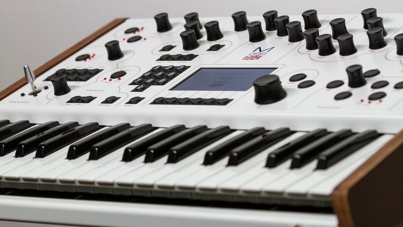 UK boutique company Modal unveils two luxury synthesizers