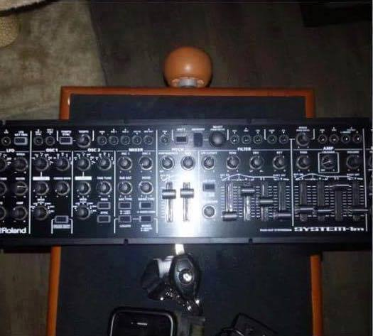 Another image leaks of Roland's AIRA modular synth