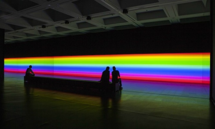 Carsten Nicolai to stretch colour wavelengths to infinity for London installation