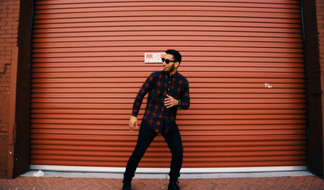 Awful Records singer-songwriter Micah Freeman paints the town Red on new EP