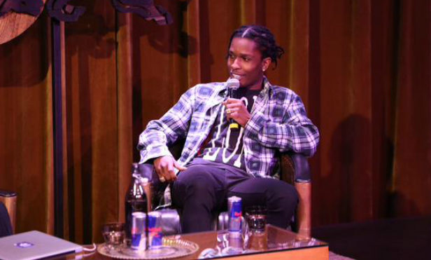 Stream A$AP Rocky's RBMA lecture live from Harlem