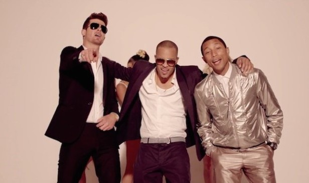 Robin Thicke and Pharrell's lawyers request new 'Blurred Lines' trial