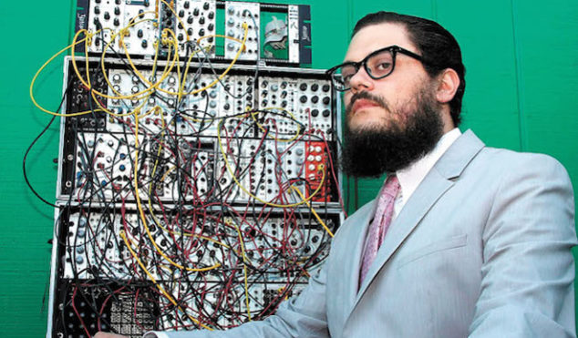 Synth explorer M. Geddes Gengras releases free EP made entirely with Moog gear