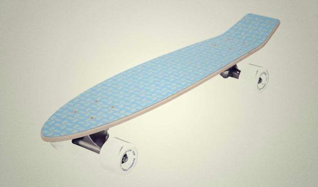 Daft Punk release limited edition skateboard
