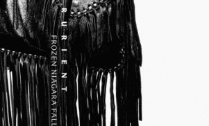 Weathering the brutal emotional storm of Prurient's masterpiece, Frozen Niagara Falls