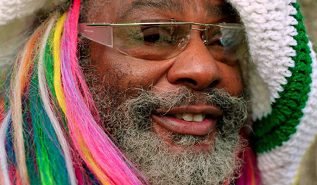 Stream George Clinton's lecture on Parliament, Funkadelic and everything in between for RBMA