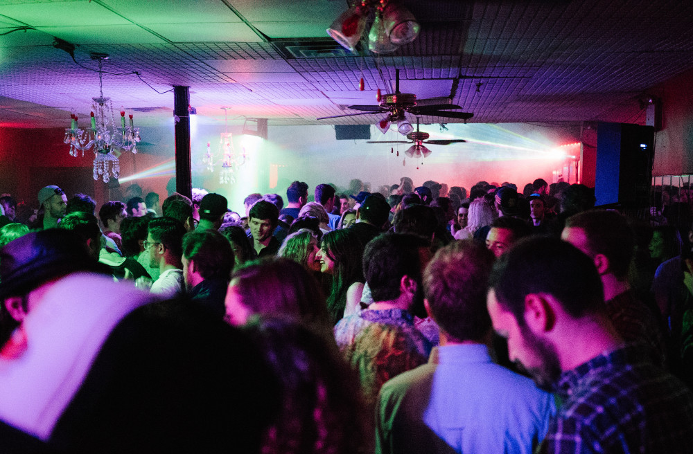 Pictures Four Tet And Floating Points In Brooklyn