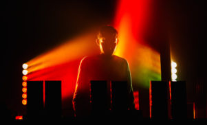 Photos: Hudson Mohawke plays Irving Plaza in NYC