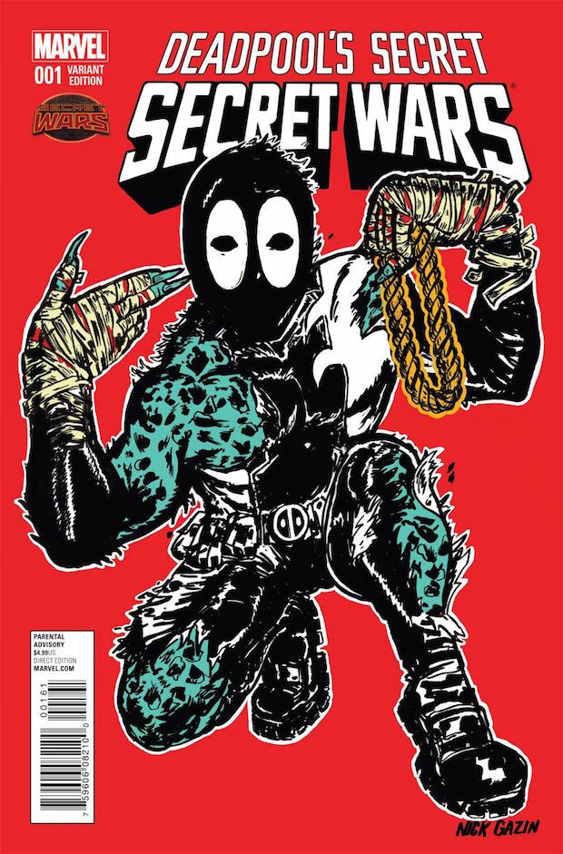 Marvel release third comic with Run The Jewels alternative cover