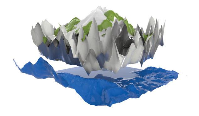 Gas, Grouper and Google Alerts: stream Sharp Veins' Inbox Island in full