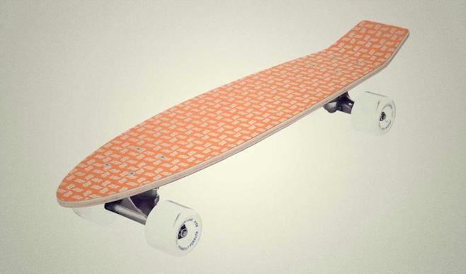 Daft Punk release limited edition skateboards