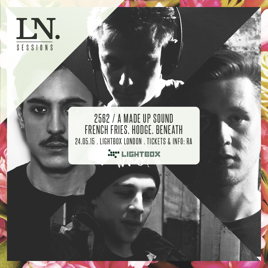 London's Loud Noise presents LN Sessions with 2562, Hodge and more