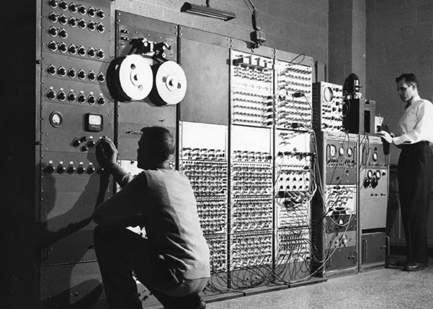 Recreate the sound of early 1960s computers with this new VST
