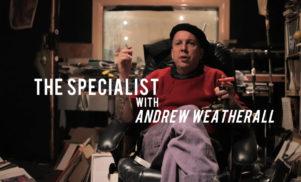 Watch Andrew Weatherall talk rockabilly in new Vinyl Factory series