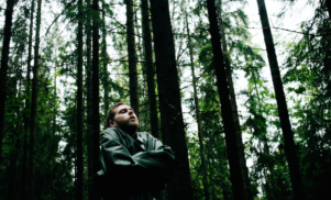Explore the lush doom of Erik Enocksson's Apan