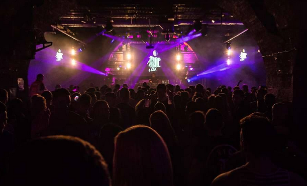 Glasgow club The Arches goes into administration