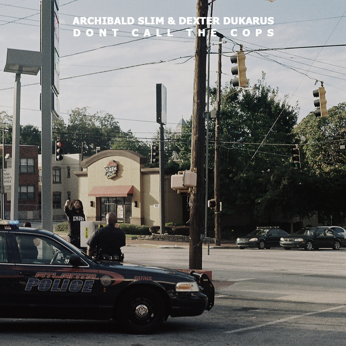Archibald Slim puts in work on <em>Don't Call The Cops</em>