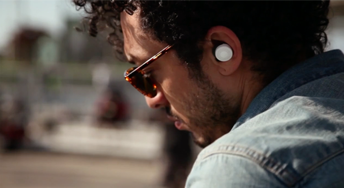 These app-enabled wireless earbuds want to control the way you hear your surroundings