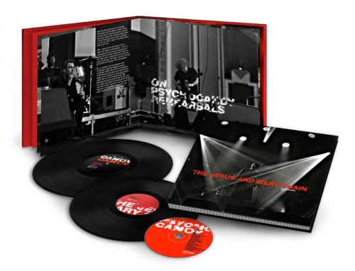 jesus and mary chain barrowlands live deluxe edition