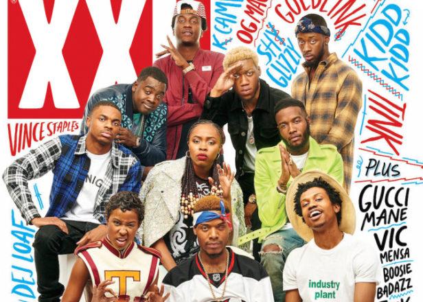 Xxl 2015 Freshman Class Revealed