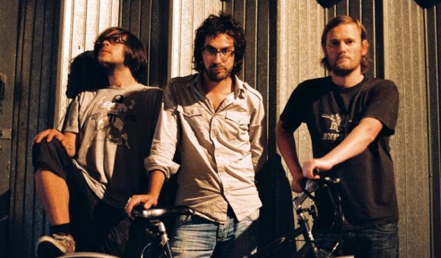 Stream BEAK>'s split EP with their 'alter ego' band, featuring Jonwayne