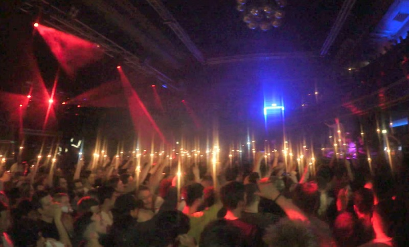 Ashes57 captures a lighters up moment at DMZ's 10th birthday
