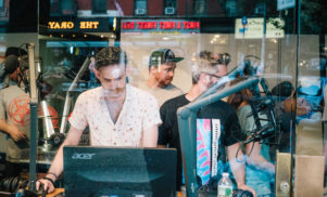 Listen to FACT's East Village Radio special