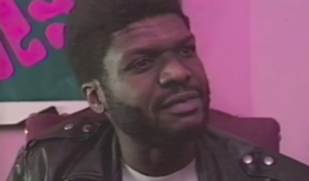 Watch Larry Levan give advice to new DJs in a 1989 interview