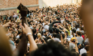 MoMA PS1 Warm Up 2017 lineup includes Jackmaster, Roni Size, Actress, A$AP Ferg and more