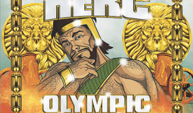 MF DOOM, Lil B, GZA reimagined as Marvel superheroes