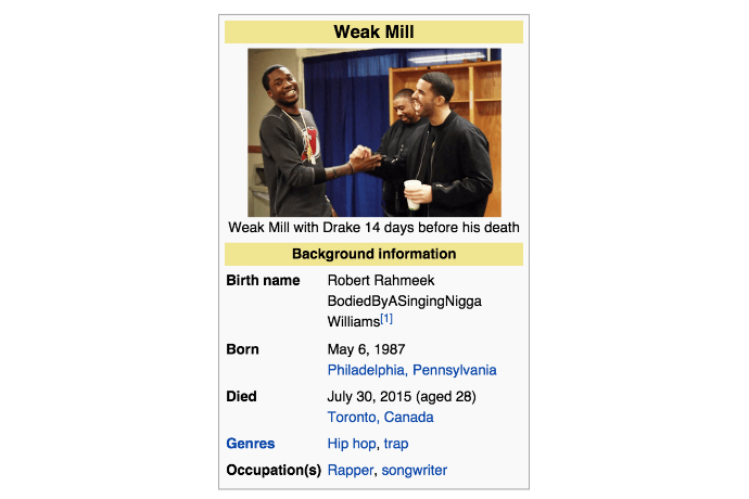 Someone-Updated-Meek-Mills-Wikipedia-Page-6