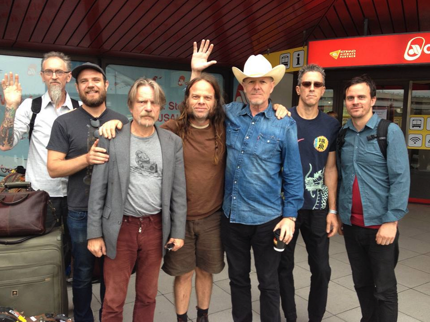 Michael Gira announces final Swans album