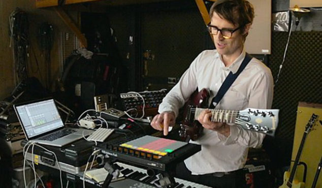 Battles discuss the art of repetition with Ableton