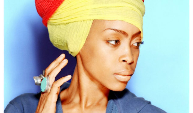 Listen to a new mix by Erykah Badu, featuring Sun Ra, Donny Hathaway and more