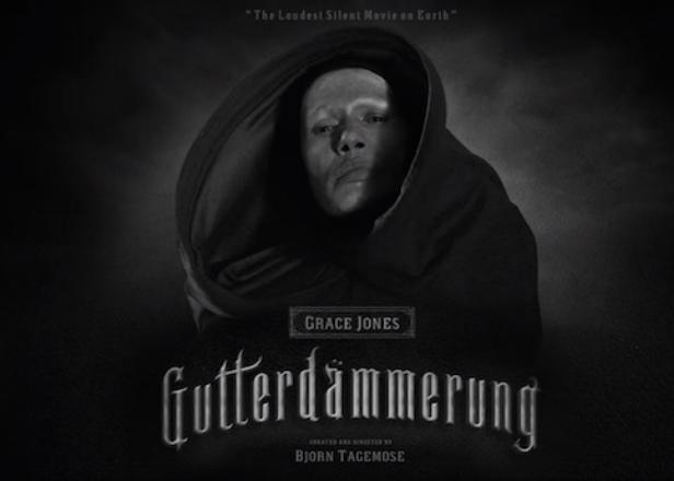 Grace Jones, Iggy Pop and Henry Rollins to star in silent film, Gutterdämmerung