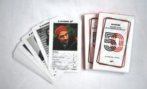 !K7 updates its DJ trading cards with DJ Koze, Nina Kraviz, Actress and more