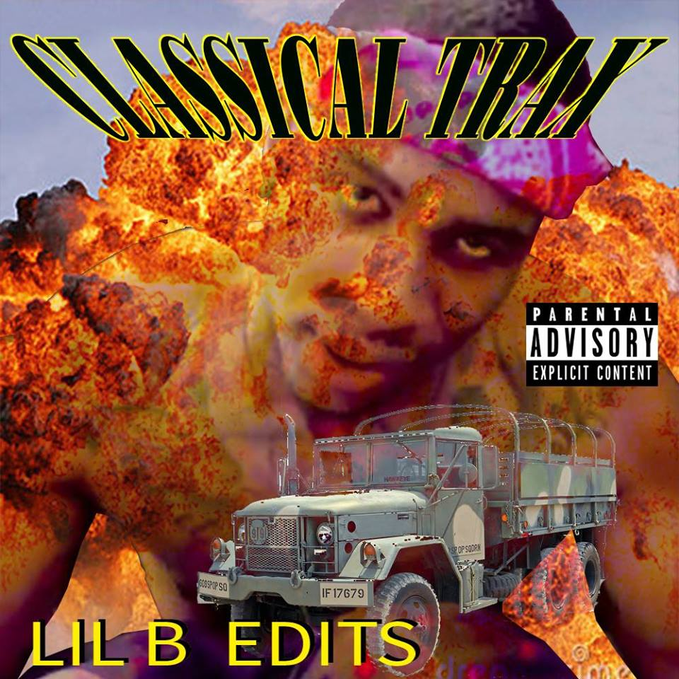 Download an EP of Lil B club edits by the Classical Trax crew