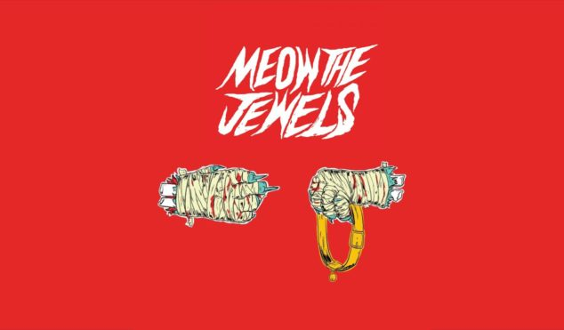 Hear 'Meowrly', the first track from Meow The Jewels