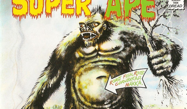 Lee 'Scratch' Perry needs a giant inflatable gorilla