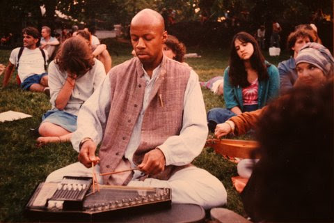 Laraaji brings sound yoga to Europe with Peace Garden tour