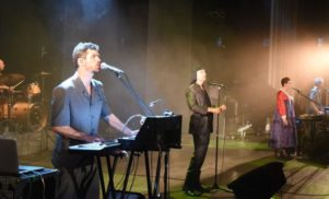 Watch Laibach become the first western group to play North Korea
