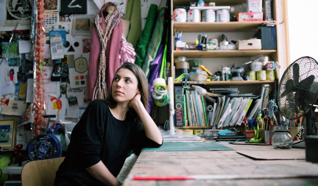 Julia Holter shares swooning new single 'Sea Calls Me Home'
