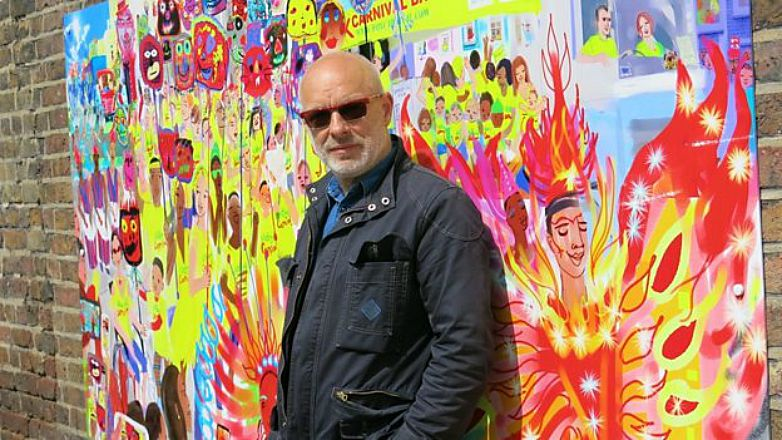 """Brian Eno to deliver BBC's John Peel lecture on """"the ecology of culture"""""""
