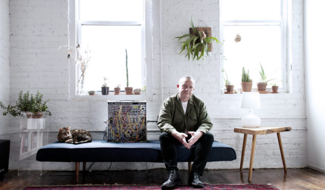 Psychic TV and Coil's Drew McDowall announces debut solo album Collapse
