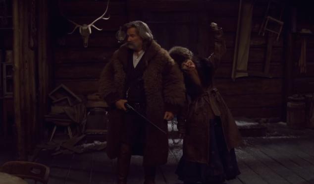 Watch the trailer for Quentin Tarantino's Ennio Morricone-scored movie The Hateful Eight