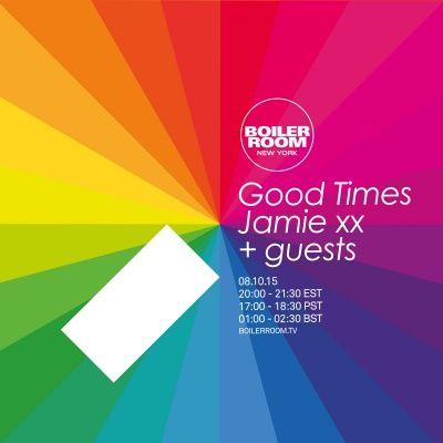 Livestream Jamie xx's Boiler Room set