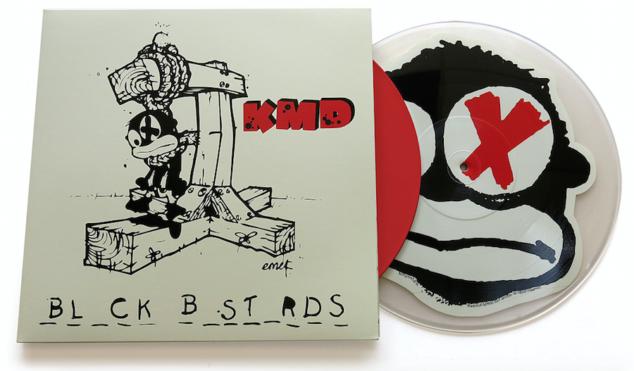 DOOM preps vinyl special edition of KMD's Black Bastards