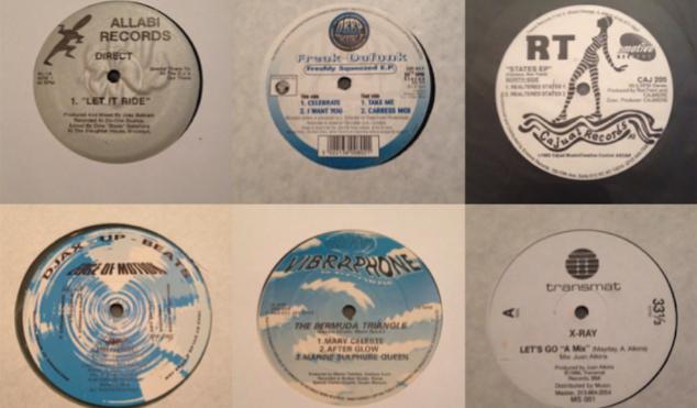 Vinyl Pimp offers private viewings of 24,000-strong classic dance vinyl haul