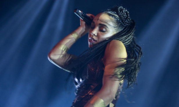Hear FKA twigs' new single 'Figure 8'