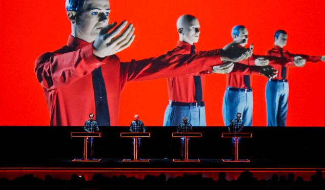 "Kraftwerk set to release a ""3D album"" later this year"